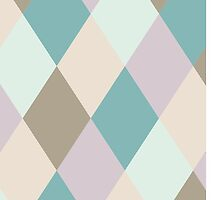 Geometric Rhombus by margaery