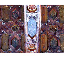 The Coffered Ceiling Photographic Print