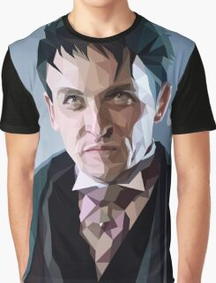 Oswald Cobblepot Graphic T-Shirt