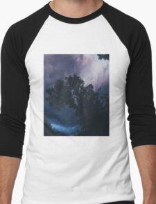 Sky after the storm  Men's Baseball ¾ T-Shirt