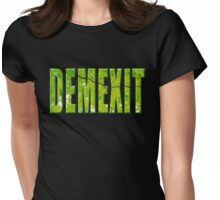 Demexit Womens Fitted T-Shirt