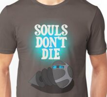 THE IRON GIANT - SOULS DON'T DIE Unisex T-Shirt