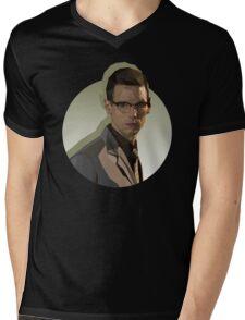 Ed Nygma Mens V-Neck T-Shirt