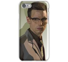 Ed Nygma iPhone Case/Skin