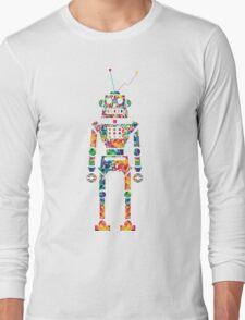 Robotix. Long Sleeve T-Shirt
