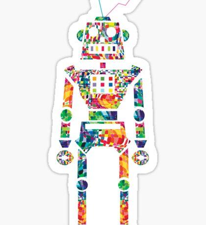 Robotix. Sticker
