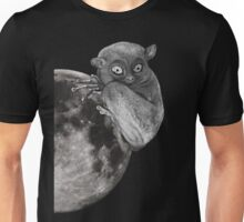 The Tarsius Who Reached His Light Source Unisex T-Shirt