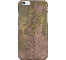 Vintage Map of The Moon (1961) 2 iPhone Case/Skin