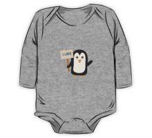 Penguin like   One Piece - Long Sleeve