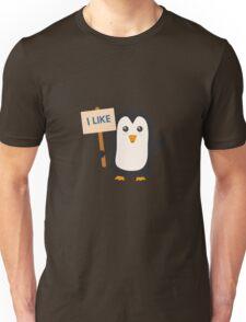 Penguin like   Unisex T-Shirt