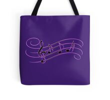 Music Music Music Tote Bag