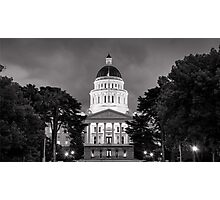 Capital Photographic Print