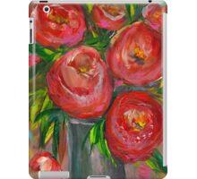 Abstract Tulips in Vase iPad Case/Skin
