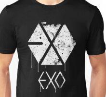 EXO GRUNGE SPRAYPAINT Unisex T-Shirt