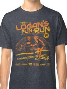 Logan's Fun-Run Classic T-Shirt