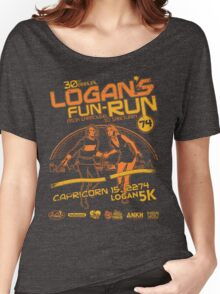 Logan's Fun-Run Women's Relaxed Fit T-Shirt