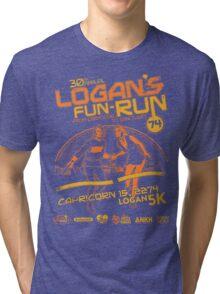 Logan's Fun-Run Tri-blend T-Shirt