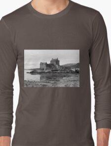 Eilean Donan Castle and Loch  Long Sleeve T-Shirt