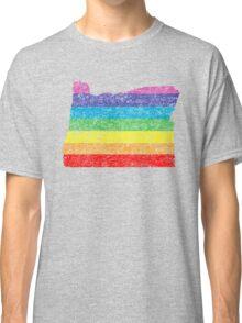 oregon rainbo Classic T-Shirt