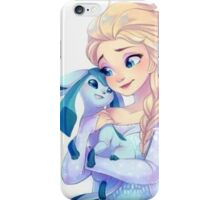 Pokémon and Frozen  iPhone Case/Skin