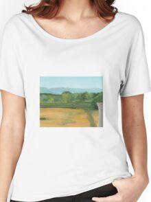 Bennington, pond view Women's Relaxed Fit T-Shirt