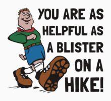 Blister On Hike by AmazingMart