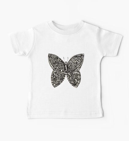 Butterfly Baby Tee