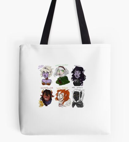 Dungeons and Dragons Children Tote Bag