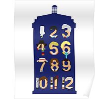 The Number Who Poster
