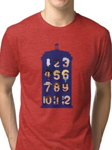 The Number Who Tri-blend T-Shirt