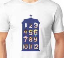 The Number Who Unisex T-Shirt