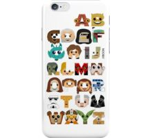 ABC3PO iPhone Case/Skin