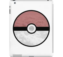Pokemon Pokeball Clouds iPad Case/Skin