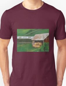 Vermont, red barn T-Shirt