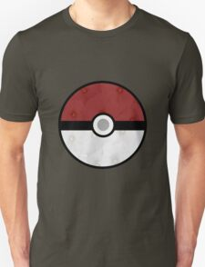 Pokemon Pokeball Flower Unisex T-Shirt