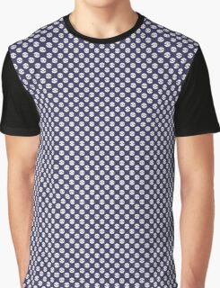 Pokemon Go Pokeball Pattern Graphic T-Shirt