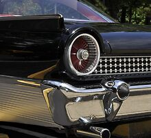 REAR '61 FORD GALAXIE  by Wviolet28