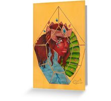 Four Horsemen Series - Conquest Greeting Card