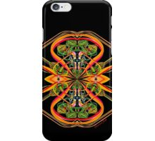 Ribbons and Yarn ~ a Tangled Design iPhone Case/Skin
