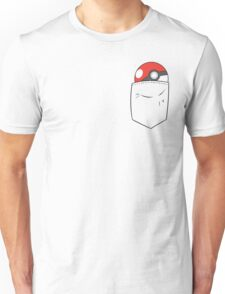 POKEBALL POCKET Unisex T-Shirt