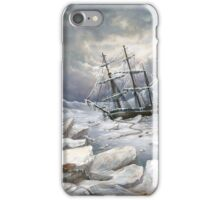 Nordwestpassage iPhone Case/Skin