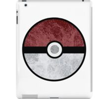 Pokemon Pokeball Water iPad Case/Skin