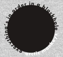 Fluorescent Adolescent: Black Hole by KaSchmitt