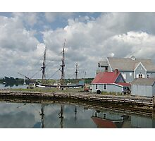 Pictou Harbour Photographic Print