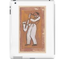 Jazzman iPad Case/Skin