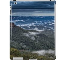 Mist in the Valley iPad Case/Skin