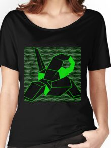 Hacked Porygon Women's Relaxed Fit T-Shirt