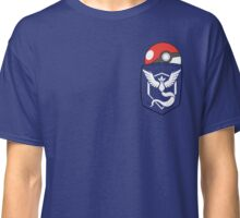 TEAM MYSTIC POCKET Classic T-Shirt