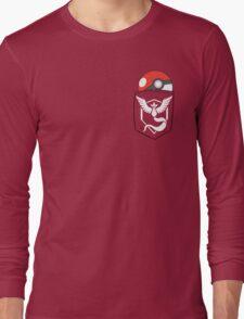 TEAM MYSTIC POCKET Long Sleeve T-Shirt
