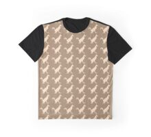 Brown wolf Graphic T-Shirt